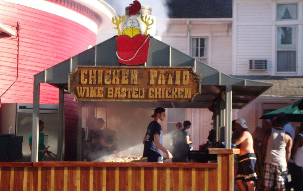 chickenpatio